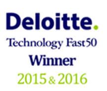 Deloitte Fast 50 Winner 2015 2016 FleetGO