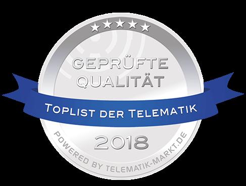 fleetgo toplist der telematik logo