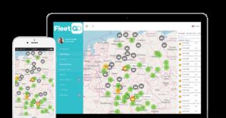 FleetGO Køretøj Telematik - Flådestyring og Tracking Software