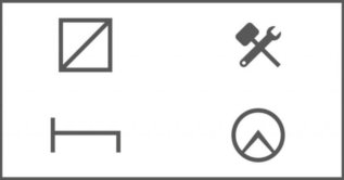 Tachograf Symboler