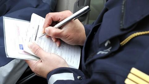 Bøder og sanktioner fartskriver