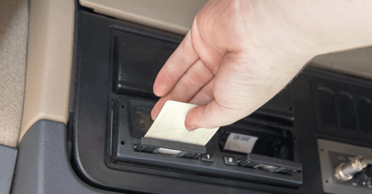 Login virksomhedskort digitale tachografer