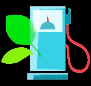 FleetGO Grøn Kørsel Icon