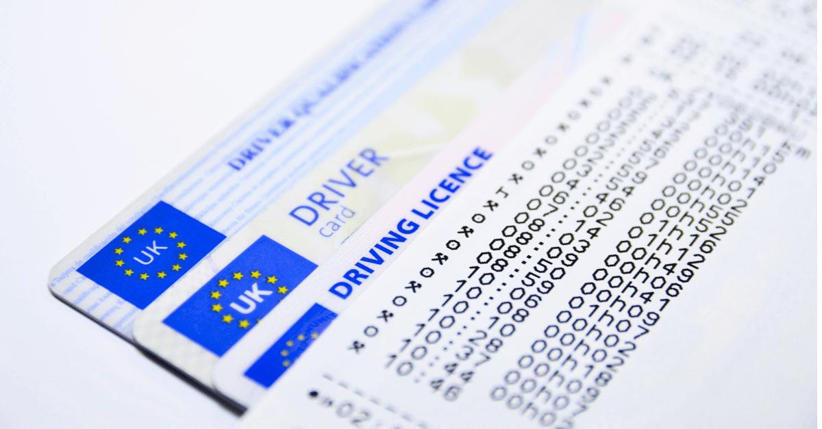 Kørsel uden førerkort