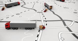 Flådestyring til lastbiler med GPS