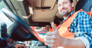 Trådløs og automatisk tachograf udlæsning af FleetGO